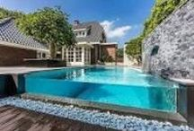 Pool Design / Cement pools and pond design