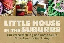 Urban Farm Girl / Farming in the suburbs!