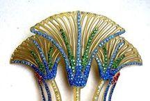 Art Deco / Nouveau / Art Deco Design in art, jewelry, furniture, architecture