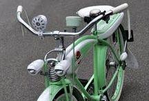 Bicycles en Vintage / vintage style biking
