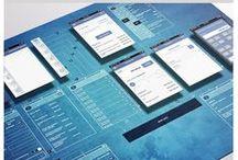 Apps, Websites & Datas : presentation & visualisation