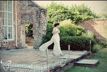 Bruisyard Hall Weddings / One of Brides Magazine's top 100 wedding venues in the UK 2014, Bruisyard Hall and wedding barn, Suffolk, dates back to 1354. See more about the venue: http://bit.ly/1R7QyVb