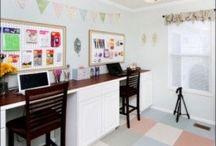 Home office / by Lorraine's Oo La La