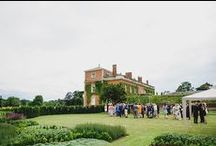 Euston Hall Weddings / Discover Euston Hall, home to the Dukes of Grafton for over 300 years and now the setting for magical marquee wedding receptions in the 'secret garden'. Find out more about this venue: http://bit.ly/20DLTgq
