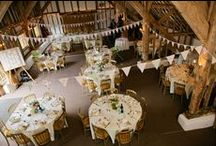 Fitzleroi Barn Weddings / Fitzleroi Barn is a lovely Barn Wedding Venue near Pulborough in West Sussex. Find out more about the venue: http://bit.ly/1MEmW2K