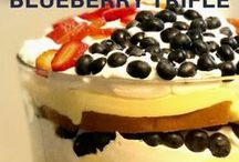 Recipes: Dessert / Scrumptious desserts-cookies, pies, cake, brownies, frozen treats, doughnuts and crepes. Oh my!