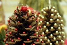 Christmas Crafts / Crafts specifically for the Christmas holiday season / by Lorraine's Oo La La