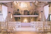 Great Tythe Barn Weddings / In the heart of rural Gloucestershire lies the Great Tythe Barn. A truly quintessential English gem tucked away down a tree-lined driveway amidst 200 acres of privately owned land, making it a secluded and picturesque venue for all occasions. Find out more about this venue: http://bit.ly/1v99vJo