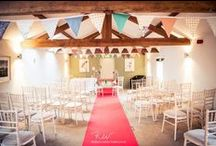 The Granary Weddings / Tucked away in an idyllic valley in Northamptonshire, The Granary at Fawsley is a truly romantic wedding venue. Close to Daventry, this luxury venue is the perfect place for a relaxed, rustic country wedding. Find out more about this venue: http://bit.ly/1vlddRe