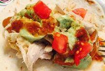 Mexican food / by DeborahCruz