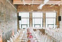 Studio Spaces Weddings / Studio Spaces is London's latest unique wedding venue. Walking distance from Tower Hill station and just two stops from Shoreditch station, Studio Spaces is situated in the heart of the capital. Find out more about the venue: http://bit.ly/1Eal5J7
