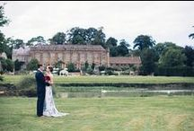 Brympton House Weddings / At Brympton House, we're delighted to offer you exclusive use of this magnificent stately home for your wedding day.  Find out more about the venue: http://bit.ly/1JMqYjT