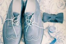 Wedding Colours ♥ Dreaming Of Dusk / If it's a whimsical or boho style you're after, you can't go wrong with a dusty blue shade.