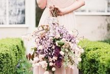 Modern Romance / Take the romantic blush colour palette into 2015 with a touch of beautiful amethyst. Combining the two gives the pretty pastel tone depth, adding a sense of sophistication and formality to your occasion.  / by Country House Wedding Venues