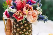 CHWV ♥ A Pineapple Wedding