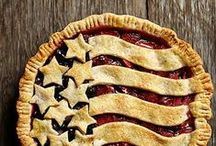 July Fourth Entertaining Ideas / Fourth of July is right around the corner! Whether you're hosting a patriotic pool party or grilling in the backyard with friends, show off your American spirit in style.