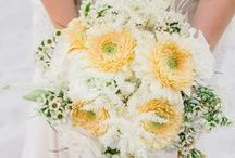Beach Wedding Bouquets and Florals