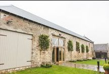 Healey Barn Weddings / Close to the cities of Newcastle and Durham, and situated in the heart of the Northumberland countryside, Healey Barn is a wonderful new wedding venue. Find out more about this venue: http://bit.ly/1VrBB1D