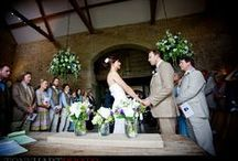 Stone Barn Weddings / Stone Barn is a lovely old Cotswold stone barn, set in the heart of the beautiful Cotswolds countryside near Aldsworth. A rural idyll, it offers country charm and rustic touches in the rolling Gloucestershire countryside. Find out more about this venue: http://bit.ly/1LFOmBT
