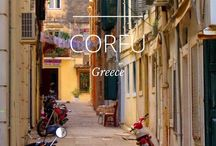 Corfu❤ / I will never forget this place <3 Forever in my heart <3 It is magical <3