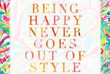 Inspirational Decor Quotes / Our favorite inspirational words of wisdom about decorating, interior design and style.