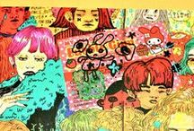 Doll Hospital: Issue One / A small overview of some of the work featured in the first issue of Doll Hospital Journal! <3