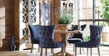 Dining Room Decor / The heart of your home deserves special attention. Give your dining room some love with stylish looks available from Art Van Furniture.