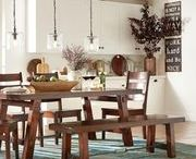 Farmhouse Style / Farmhouse style is so popular right now—and we can certainly see why! It's rustic, cozy and comfortable, with a focus on simple, organic details that make for a functional, yet stylishly charming look.