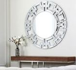 Mirrors / Mirror, mirror on the wall, who has the most stylish home of all? You! Reflect your good taste in any room of your home when you shop our wide selection of mirrors at artvan.com.