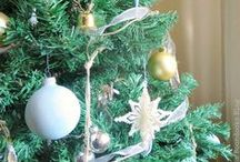 Organized Holidays / Organized: Holidays, holiday decor, recipes, time savers, holiday planning, organizing holiday decorations