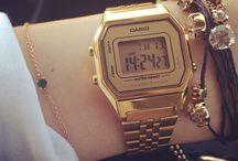 Relógios ✨