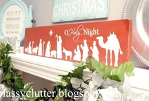 Happy Holidays / All Things Christmas- crafts, home decor, gift presentation, and more!