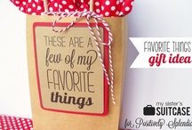 Gift Ideas / Gift ideas for family and friends! / by Occasionally Crafty