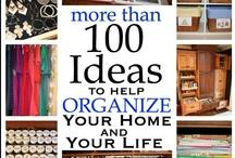 Organizzzze my life / by Kim Valdez