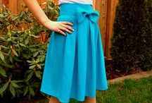 DIY and Crafts for Women / Sewing projects for women, DIY outfits, DIY skirts, DIY dresses, DIY headbands