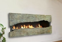 I love fireplaces / by Carol Goldstein