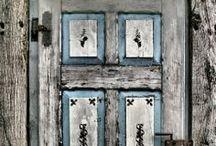 .the Door.