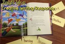 Teacher Stuff / Stuff I want to do or wish I could do in my classroom. / by Buzzing with Ms. B