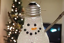 Christmas! Christmas! / Fun ideas for celebrating Christmas! Crafts and lessons.