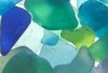 Sea glass / by Carol Goldstein