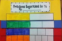 Math Strategies and Tools / Tools, lesson ideas, strategies, and foldables for teaching math concepts.  / by Buzzing with Ms. B