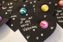 Valentine's Day / Fun ideas for celebrating Valentine's Day! Crafts and lessons.