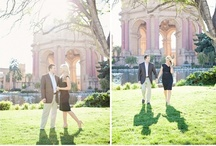 Engagement Sessions Tips / Fun and romantic engagement sessions that we love. Ideas for what to wear and how to dress. Tips on how to pose to get the best pictures. Suggestions for great locations, too.