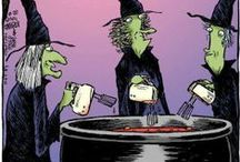 Witch Humor / witchy giggles