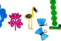 Google Logos / by Miriam Langsam
