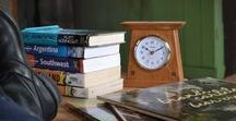 Timing is Everything / Amana Handcrafted Clocks
