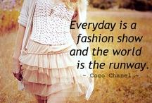 Fashion Design / by Hannah Court