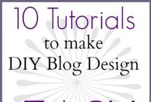 Blogging, Blogs, Bloggers / Blogging tips, favorite blogs, thought-proving articles and more / by Occasionally Crafty