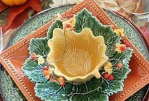 Fall ideas / DIY fall craft projects for home decorating