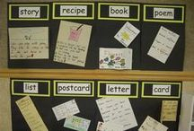 K-2 Writing / Growing great writers in kindergarten, first grade, and second grade.  / by Buzzing with Ms. B